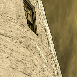 David Smith - Portland Head Lighthouse window detail