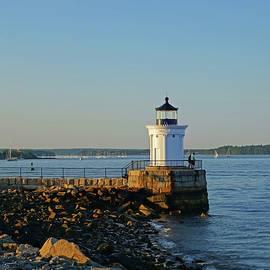 Toby McGuire - Portland Maine Bug Light Park