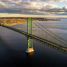 Eddy Bernardo - Mt. Hope Bridge
