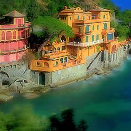 Portofino Park Bay by Enrico Pelos