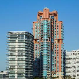 Portofino Tower - Miami by Arlane Crump