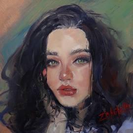 Laura Lee Zanghetti - Portrait Demo two