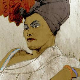 Greta Corens - Portrait of a Caribbean Beauty