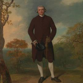 Portrait of a Man, called George Basil Woodd - Francis Wheatley