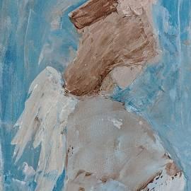 Portrait of an Angel by Jennifer Nease