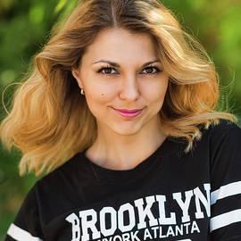 Mariia Kalinichenko - Portrait of athlete