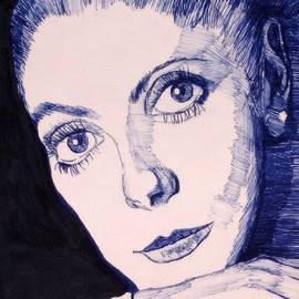 Robert Grubbs - Portrait of Catherine