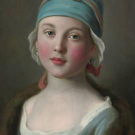 MotionAge Designs - Portrait of lady Pietro Antonio Rotari