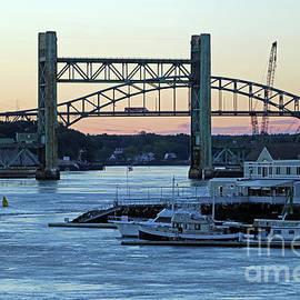 Portsmouth, New Hampshire Bridges