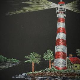 Louise Williams - Portuguese Light House