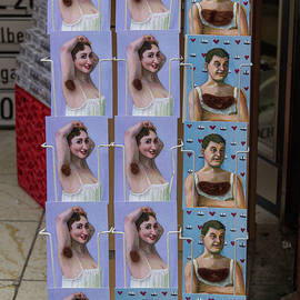 Postcards From Heidelberg by Teresa Mucha