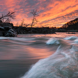 Mark VanDyke - Potomac River Mather Gorge Sunrise