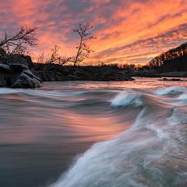 Potomac River Mather Gorge Sunrise by Mark VanDyke