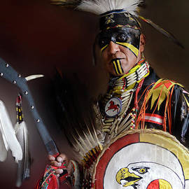 Bob Christopher - Pow Wow Portrait Of A Proud Man 2
