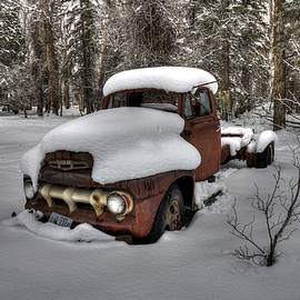 Michael Morse - Powder Covered Ford