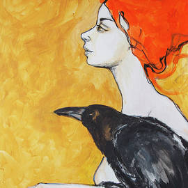 Power animal by Adriana Laube