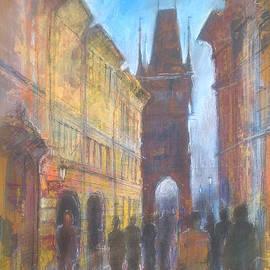 Lorand Sipos - Praga cityscape