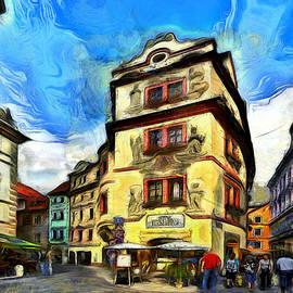 Jean-Marc Lacombe - Prague #2