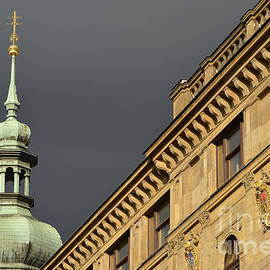 Leo Symon - Prague-Architecture