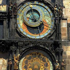 C H Apperson - Prague Astronomical Clock