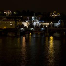 Chris Smith - Prague at night