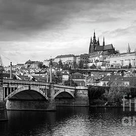 Prague Castle by Julie Woodhouse