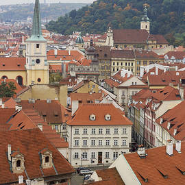 Chris Smith - Prague Rooftops
