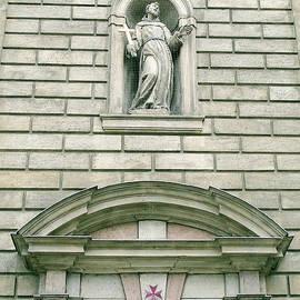 Ann Horn - Prague - St. Francis Church