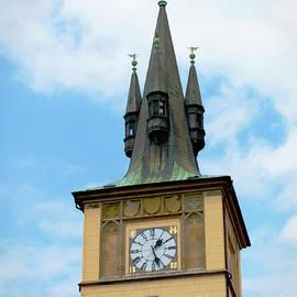 Ann Horn - Prague Water Tower