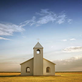 Prairie Faith - Ralls, Texas by Natural Abstract Photography