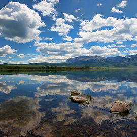 Allan Van Gasbeck - Prairie Mountains Sky