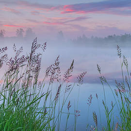 Prairie Pond Before Sunrise - Dan Jurak