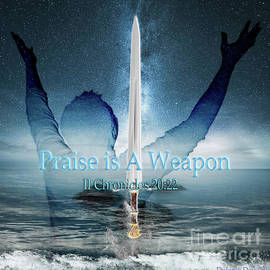 Dolores Develde - Praise Is A weapon