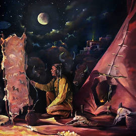 Prayer For The Protectors by Nancy Griswold