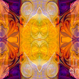 Prescious Resources Abstract Bliss Art By Omashte by Omaste Witkowski