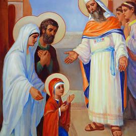 Svitozar Nenyuk - Presentation Of Mary In The Temple