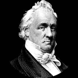 President James Buchanan Graphic - War Is Hell Store