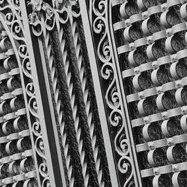 Carol Groenen - Pretty and Strong Spanish Gate - Black and White