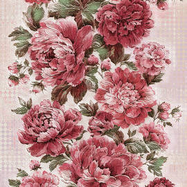 Pretty in Pink - Peonies  by Grace Iradian