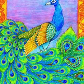 Rebecca Wang - Pretty Peacock