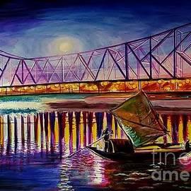 Pretty reflections by Manju Chaudhuri