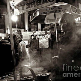 Miriam Danar - Pretzel Vendor - New York