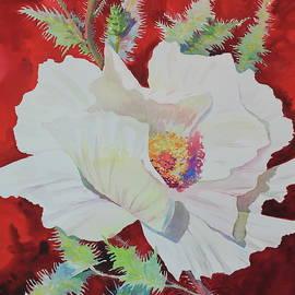 Prickly Poppy by Marsha Reeves