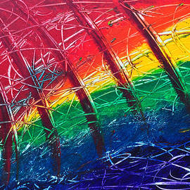 Pride 2015 rainbow by Davids Digits