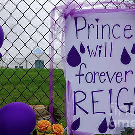 Prince Will Forever Reign by Jacqueline Athmann