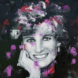 Princess Diana - Richard Day