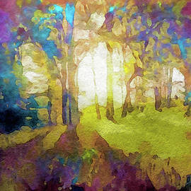 Prismatic Forest by Susan Maxwell Schmidt