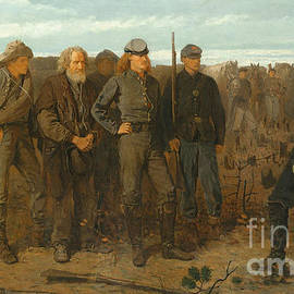 Winslow Homer - Prisoners from front, 1866