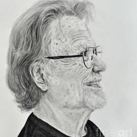 Profile Portrait of Kris Kristofferson