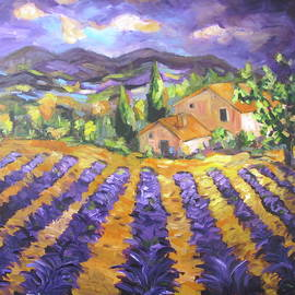 Alina Vidulescu - Provence Corner